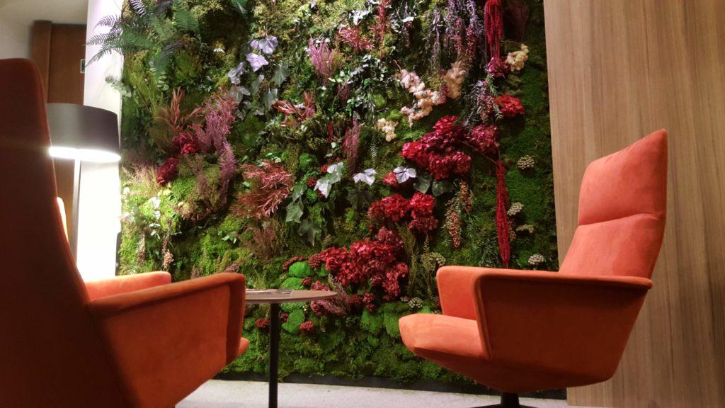 jardines verticales liofilizados