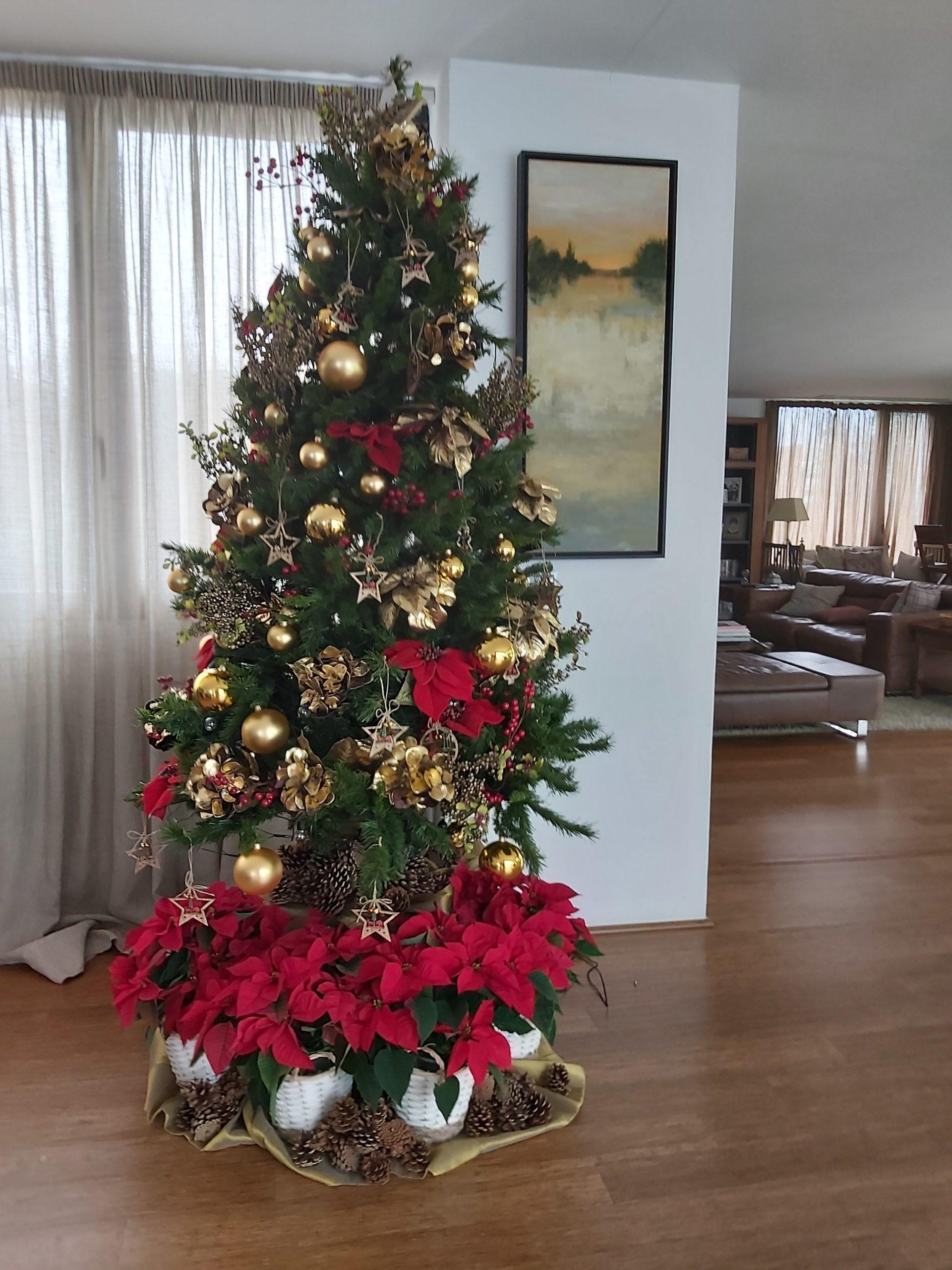 Tendencia Decoración árbol de Navidad