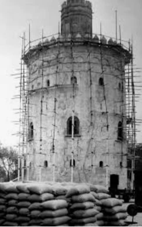 Reconstrucción de La Torre del Oro de Sevilla