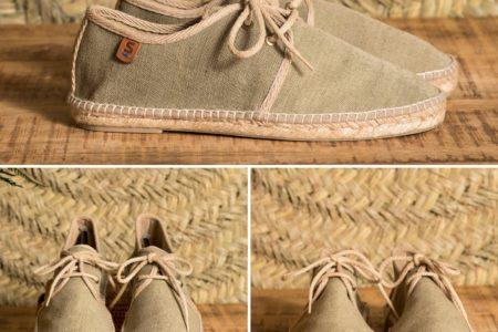 Blucher color kaki